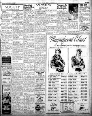 Hope Star from Hope, Arkansas on October 14, 1958 · Page 3