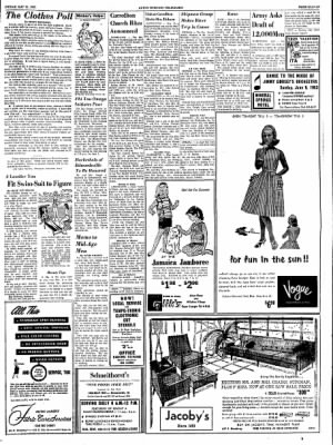 Alton Evening Telegraph from Alton, Illinois on May 31, 1963 · Page 11