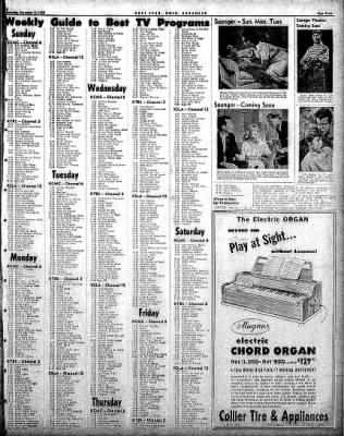 Hope Star from Hope, Arkansas on December 13, 1958 · Page 3