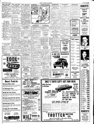 Alton Evening Telegraph from Alton, Illinois on June 28, 1963 · Page 19