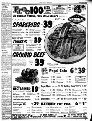 Alton Evening Telegraph from Alton, Illinois on July 1, 1963 · Page 23