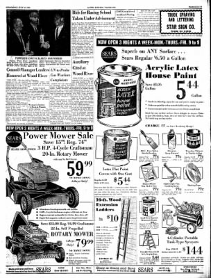 Alton Evening Telegraph from Alton, Illinois on July 10, 1963 · Page 11