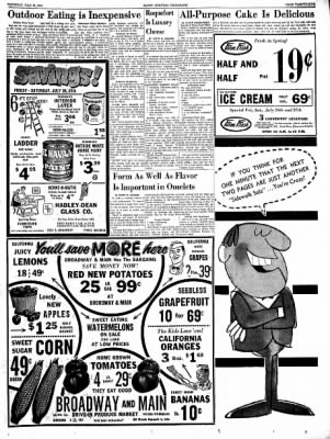Alton Evening Telegraph from Alton, Illinois on July 25, 1963 · Page 28