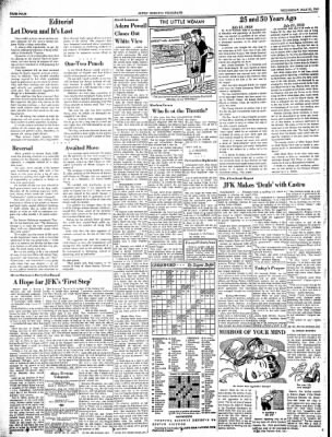 Alton Evening Telegraph from Alton, Illinois on July 31, 1963 · Page 4