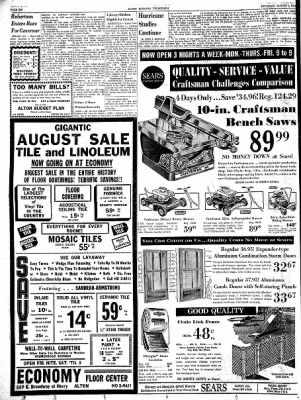 Alton Evening Telegraph from Alton, Illinois on August 1, 1963 · Page 6