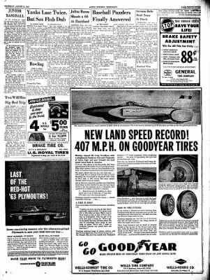 Alton Evening Telegraph from Alton, Illinois on August 15, 1963 · Page 33