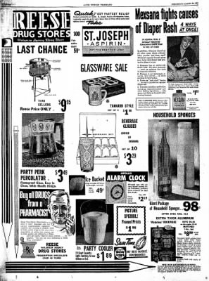Alton Evening Telegraph from Alton, Illinois on August 28, 1963 · Page 9