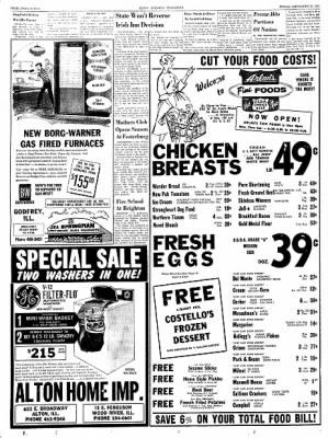 Alton Evening Telegraph from Alton, Illinois on September 13, 1963 · Page 22