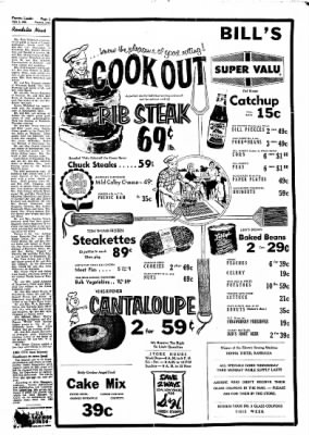 Fayette County Leader from Fayette, Iowa on June 8, 1961 · Page 3