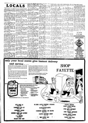 Fayette County Leader from Fayette, Iowa on August 17, 1961 · Page 3