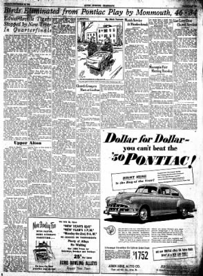 Alton Evening Telegraph from Alton, Illinois on December 30, 1949 · Page 11