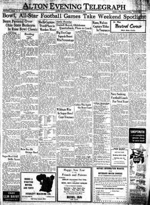 Alton Evening Telegraph from Alton, Illinois on December 31, 1949 · Page 9
