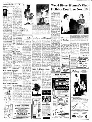 Alton Evening Telegraph from Alton, Illinois on August 30, 1972 · Page 10