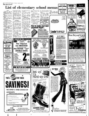 Alton Evening Telegraph from Alton, Illinois on August 31, 1972 · Page 12