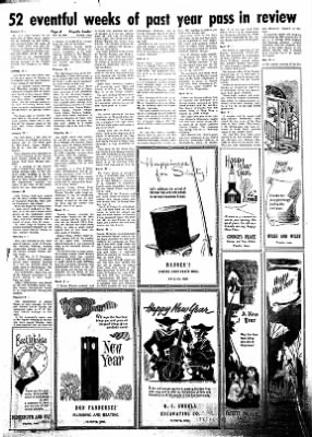 Fayette County Leader from Fayette, Iowa on December 28, 1961 · Page 4