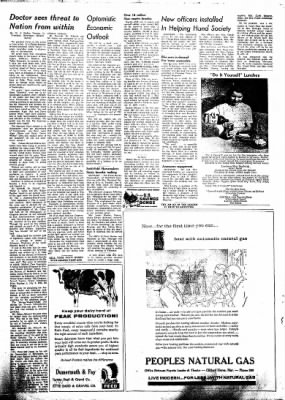 Fayette County Leader from Fayette, Iowa on January 25, 1962 · Page 5