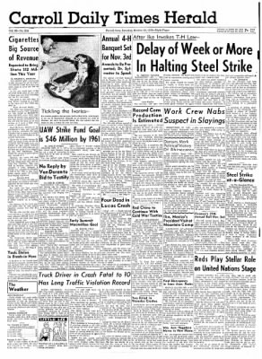 Carrol Daily Times Herald from Carroll, Iowa on October 10, 1959 · Page 8