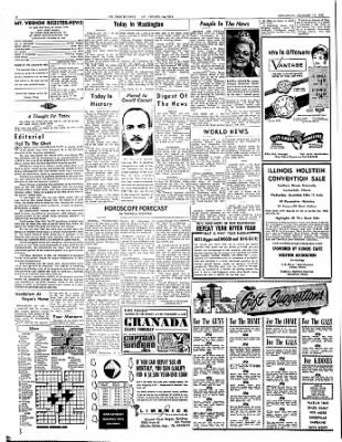 Mt. Vernon Register-News from Mt Vernon, Illinois on December 11, 1963 · Page 4