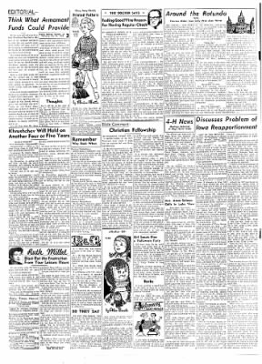 Carrol Daily Times Herald from Carroll, Iowa on October 22, 1959 · Page 3