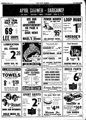 Alton Evening Telegraph from Alton, Illinois on April 15, 1953 · Page 23