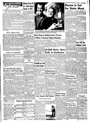 The Racine Journal-Times Sunday Bulletin from Racine, Wisconsin on July 19, 1959 · Page 31