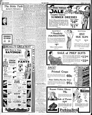 The Paris News from Paris, Texas on July 8, 1934 · Page 14