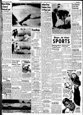 Hope Star from Hope, Arkansas on June 14, 1961 · Page 3