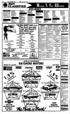 The Baytown Sun from Baytown, Texas on August 21, 1987 · Page 14