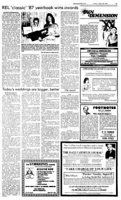 The Baytown Sun from Baytown, Texas on August 23, 1987 · Page 9