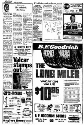 Arizona Republic from Phoenix, Arizona on June 17, 1970 · Page 95