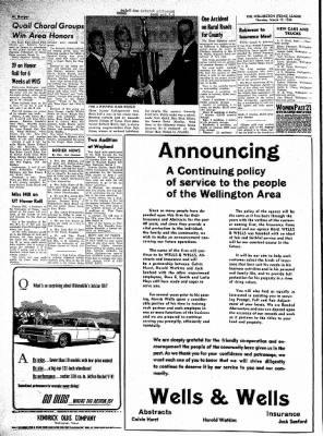 The Wellington Leader from Wellington, Texas on March 19, 1964 · Page 2