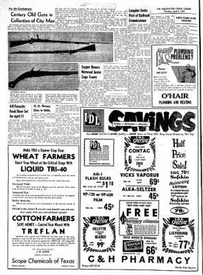 The Wellington Leader from Wellington, Texas on April 2, 1964 · Page 2