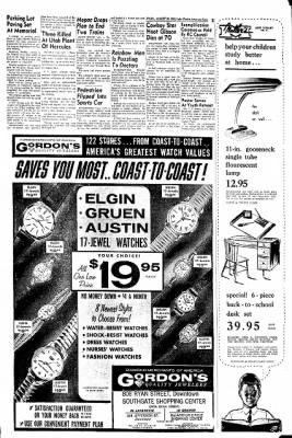 Lake Charles American-Press from Lake Charles, Louisiana on August 22, 1962 · Page 43