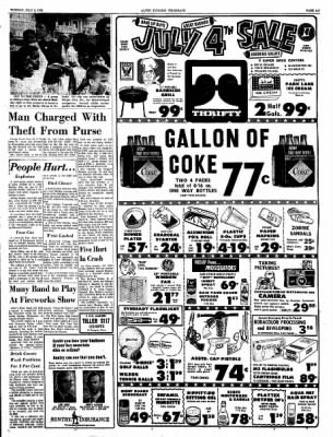 Alton Evening Telegraph from Alton, Illinois on July 2, 1968 · Page 3