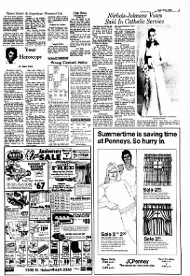 Pampa Daily News from Pampa, Texas on June 21, 1972 · Page 3