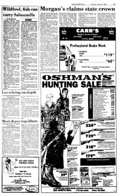 The Baytown Sun from Baytown, Texas on August 27, 1987 · Page 15