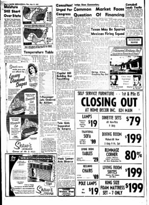 Clovis News-Journal from Clovis, New Mexico on May 12, 1965 · Page 2