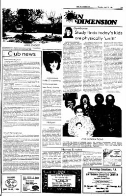 The Baytown Sun from Baytown, Texas on April 29, 1986 · Page 7