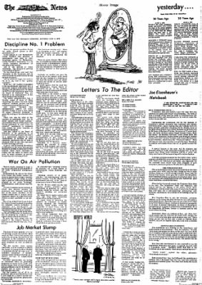 The News from Frederick, Maryland on June 6, 1970 · Page 4