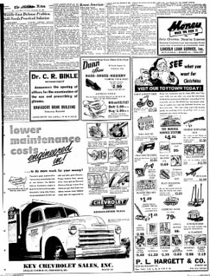 The News from Frederick, Maryland on November 29, 1951 · Page 22