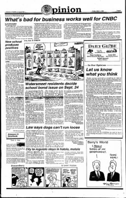 Ironwood Daily Globe from Ironwood, Michigan on September 4, 1998 · Page 3