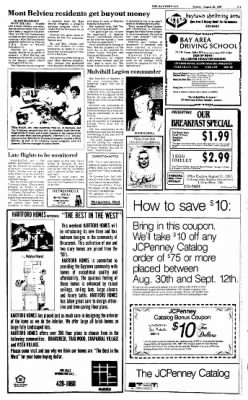 The Baytown Sun from Baytown, Texas on August 30, 1987 · Page 3