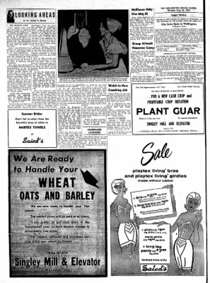 The Wellington Leader from Wellington, Texas on May 28, 1964 · Page 4