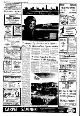 Lubbock Avalanche-Journal from Lubbock, Texas on April 7, 1975 · Page 9