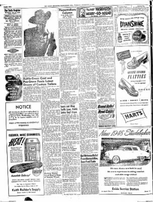The Daily Register from Harrisburg, Illinois on February 3, 1948 · Page 2