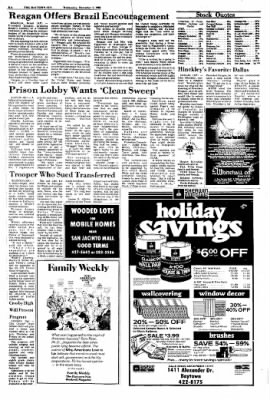 The Baytown Sun from Baytown, Texas on December 1, 1982 · Page 8