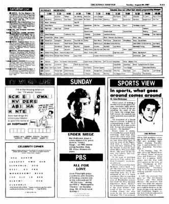 The Baytown Sun from Baytown, Texas on August 30, 1987 · Page 38