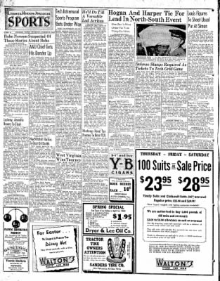 Lubbock Morning Avalanche from Lubbock, Texas on March 26, 1942 · Page 5