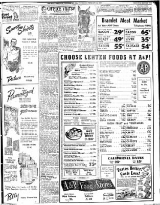 The Daily Register from Harrisburg, Illinois on February 12, 1948 · Page 13