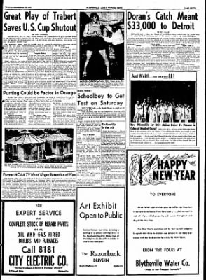 The Courier News from Blytheville, Arkansas on December 28, 1953 · Page 7